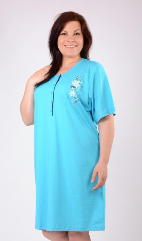 Dámská nadměrná noční košile Vienetta Secret Beruška