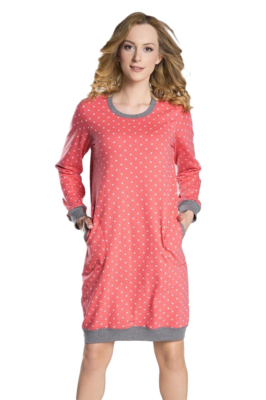 Dámská noční košile Italian Fashion Alezja raspberry