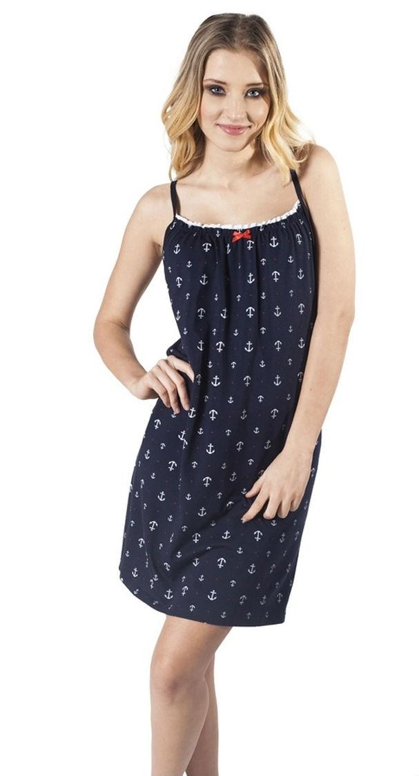 Dámská noční košile Italian Fashion Ali blue