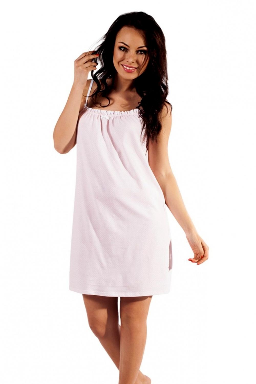 Dámská noční košile Italian Fashion Ksena růžová