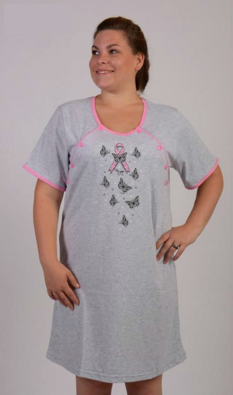 Dámská noční košile mateřská Vienetta Secret Dara