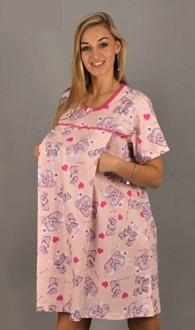 Dámská noční košile mateřská Vienetta Secret Eva