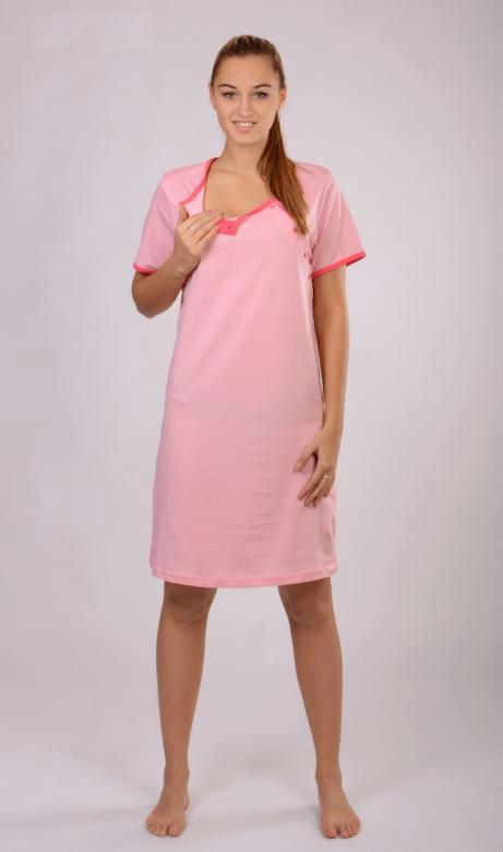Dámská noční košile mateřská Vienetta Secret Lucia