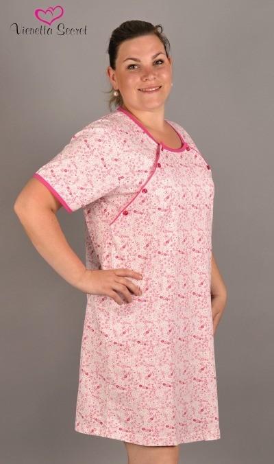 Dámská noční košile mateřská Vienetta Secret Tereza
