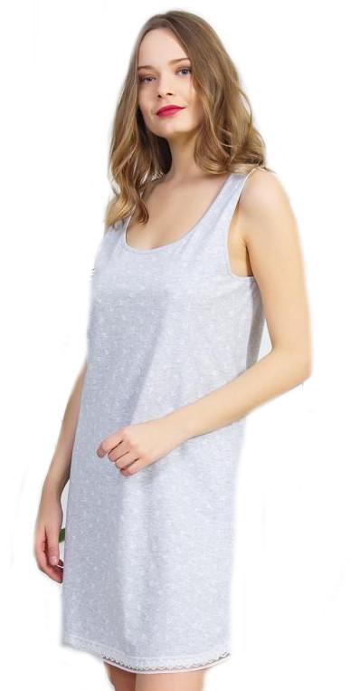 Dámská noční košile na ramínka Vienetta Secret Helena