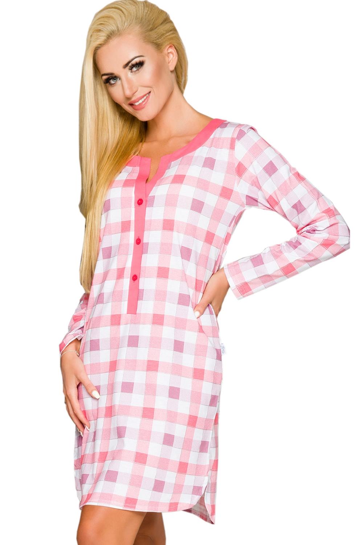 Dámská noční košile Taro Marcela 781 růžová