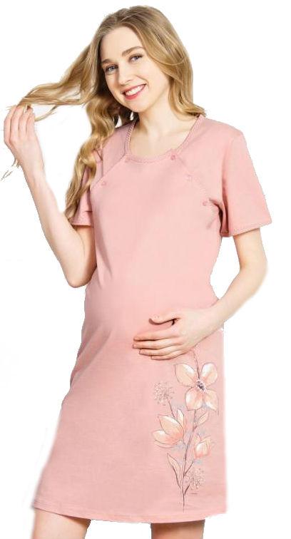 Dámská noční košile Vienetta Secret Kateřina mateřská