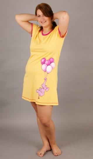 Dámská noční košile Vienetta Secret Slon