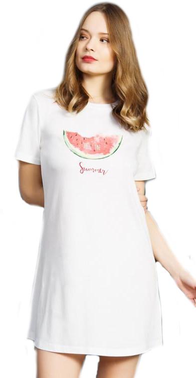 Dámská noční košile Vienetta Secret Summer