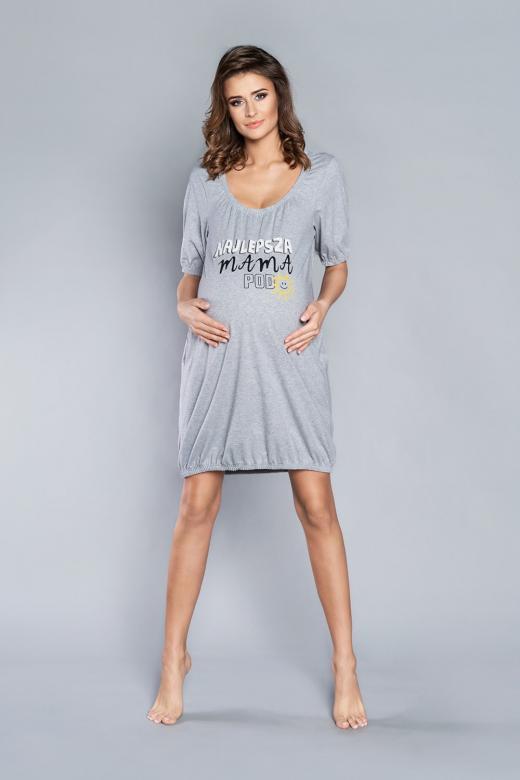 Dámská noční mateřská košile Mama