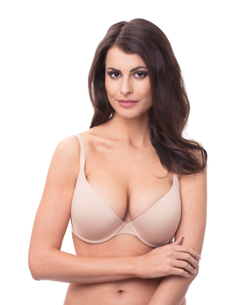 Dámská push up podprsenka Wonderbra 9443 T SHIRT BRA