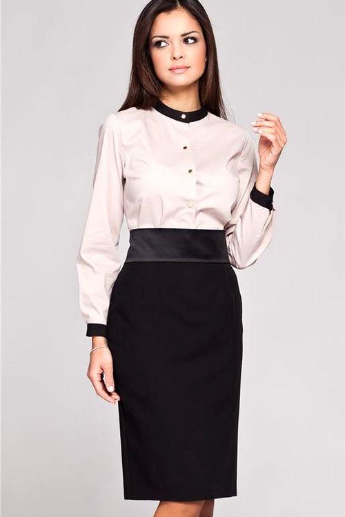 Dámská sukně FIGL M160 black