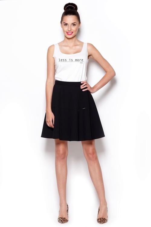 Dámská sukně FIGL M285 černá