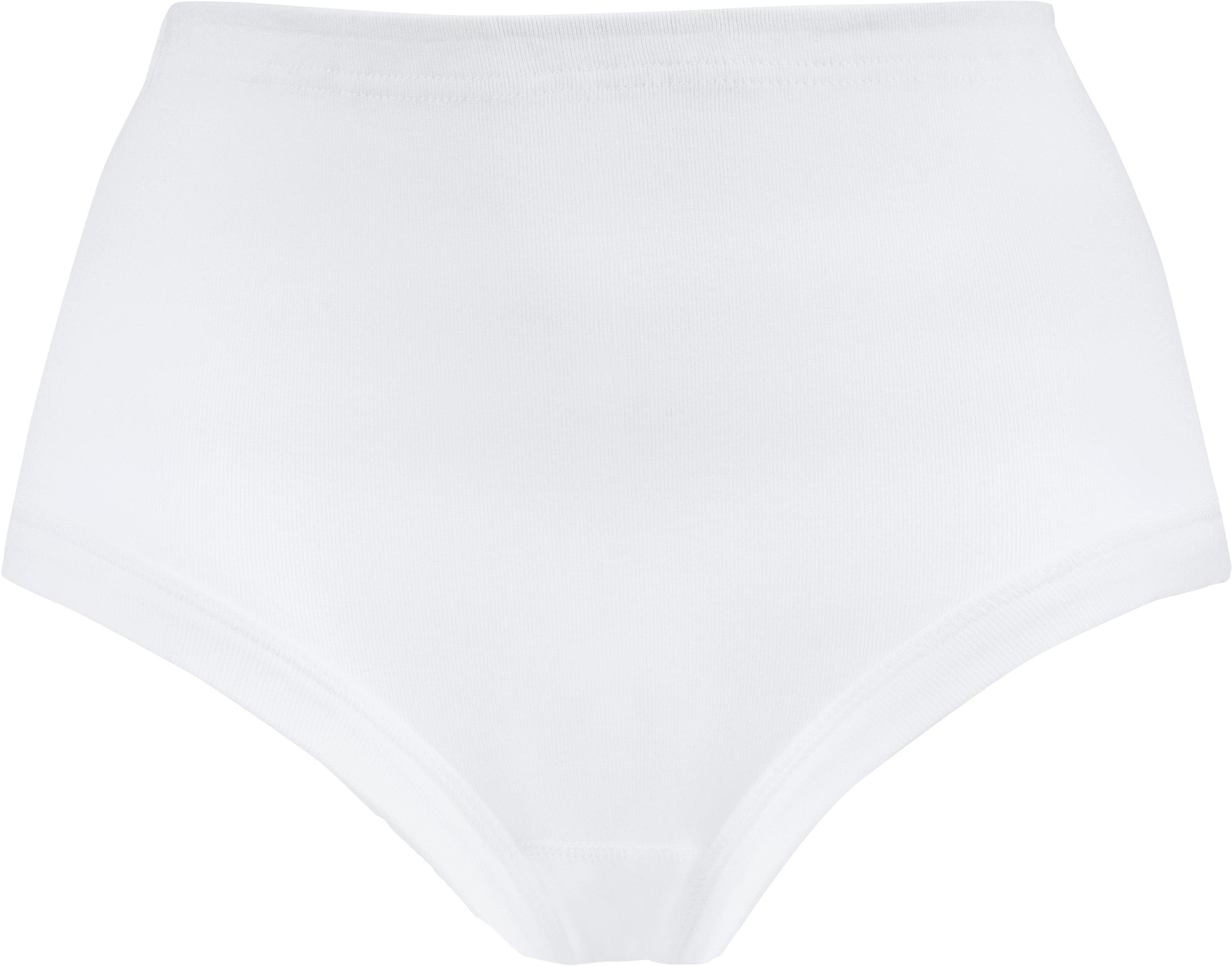 Dámské bokové kalhotky Naturana 2202 bílé