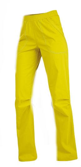 Dámské dlouhé černé kalhoty Litex 99522