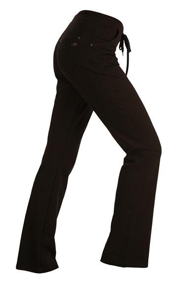 Dámské dlouhé kalhoty do pasu Litex 51258