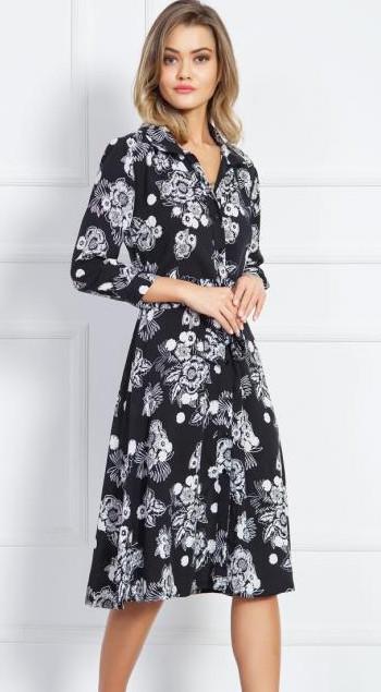 Dámské elegantní šaty Vienetta Secret Martina