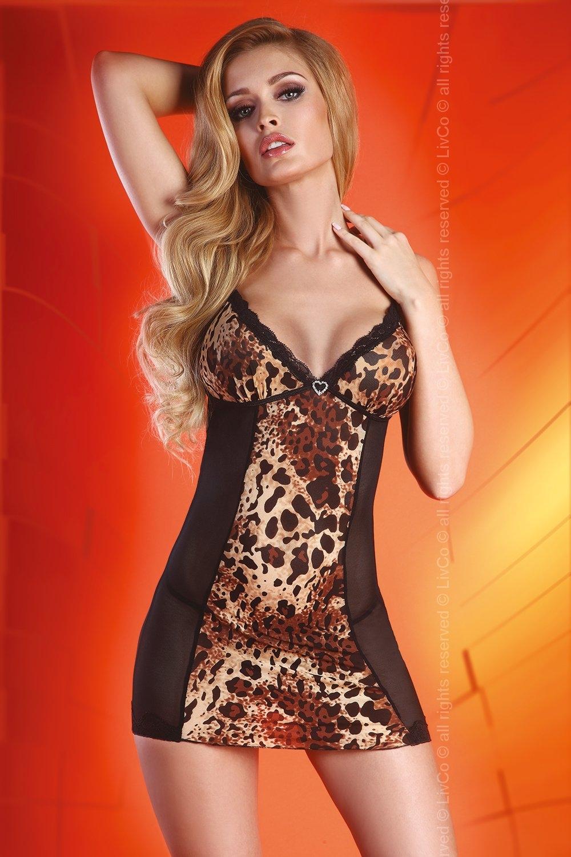 Dámské erotické šaty Livco Corsetti Sepida
