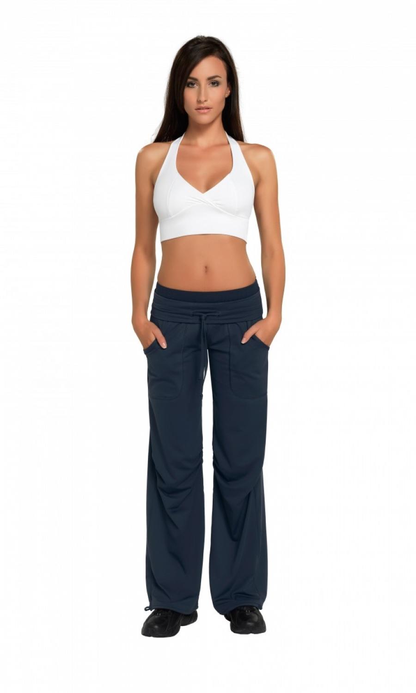 Dámské fitness kalhoty Winner Miranda graphite