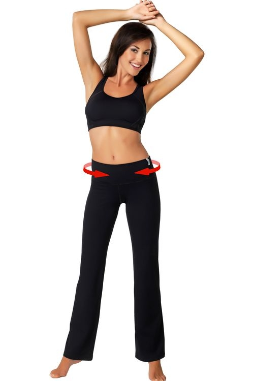 Dámské fitness legíny WINNER Slimming pants