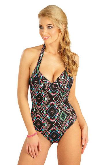 b25dda6cfbe Dámské jednodílné plavky s kosticemi Litex 52247