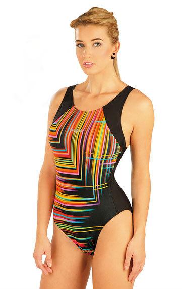Dámské jednodílné sportovní plavky Litex 52491 5ca11e4ada