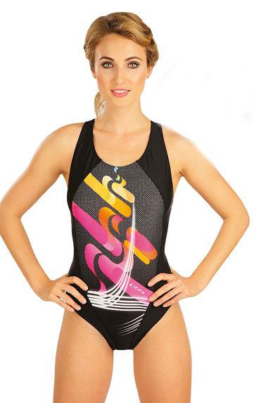 Dámské jednodílné sportovní plavky Litex 52498 2d6ce2c8cb