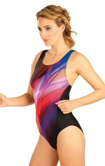 Dámské jednodílné sportovní plavky Litex 52505 61babdd08c