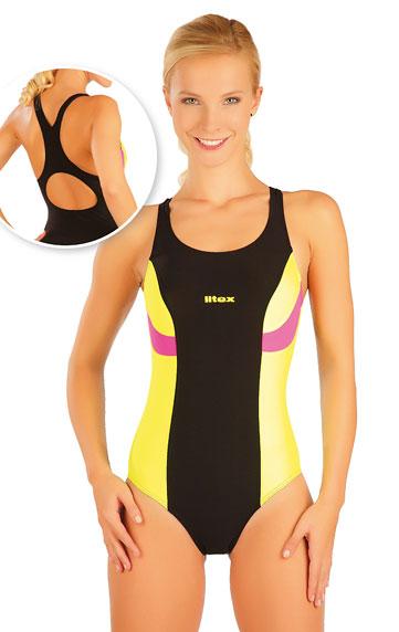 Dámské jednodílné sportovní plavky Litex 85459