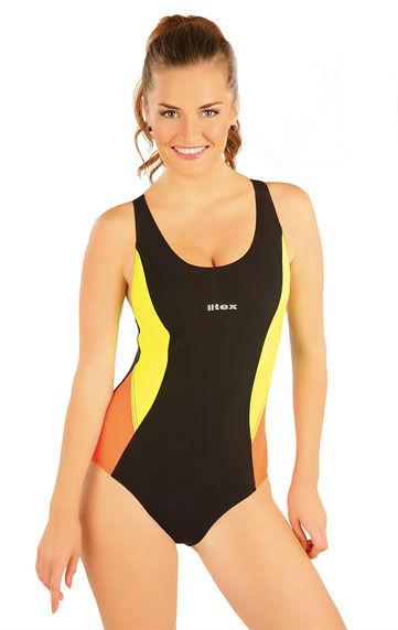 dfba22c625f Dámské jednodílné sportovní plavky Litex 93486