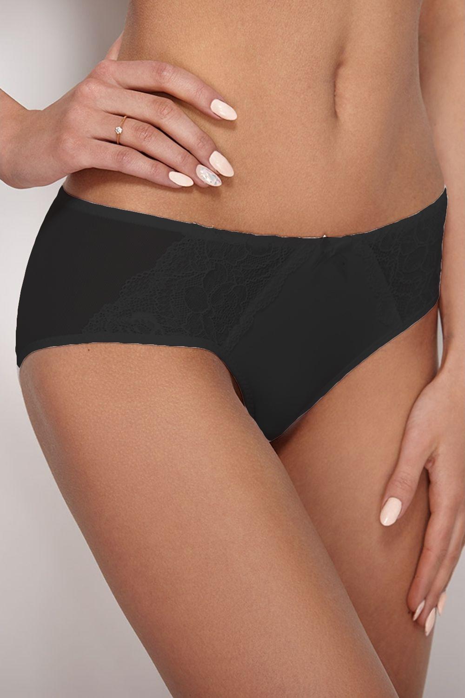 Dámské kalhotky Ewana 072 černé