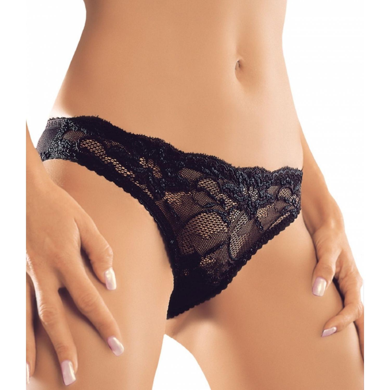 Dámské kalhotky Ewana 089 černé