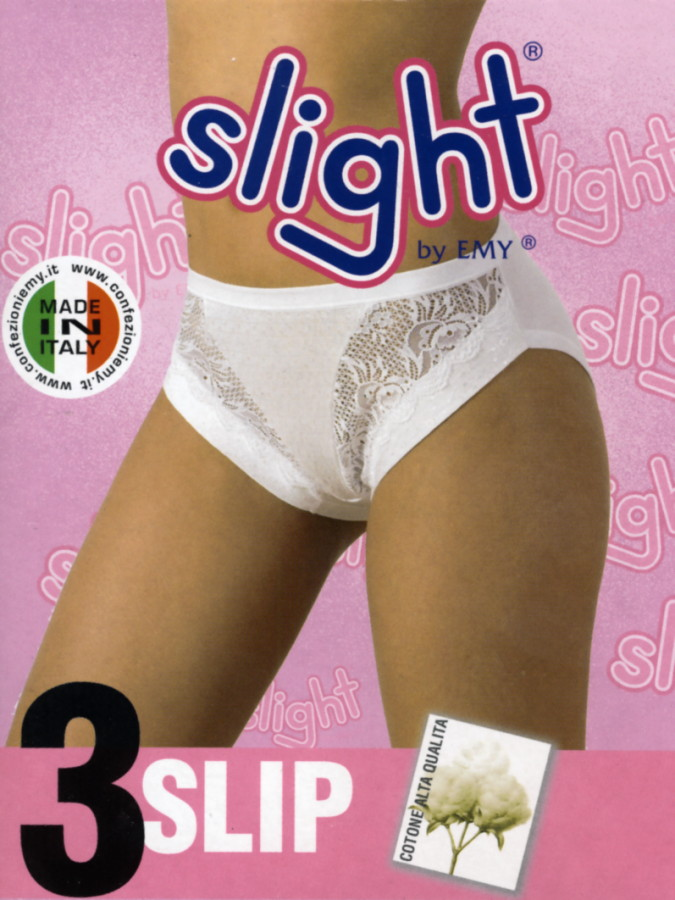 Dámské kalhotky Slight 4987 - 3 kusy