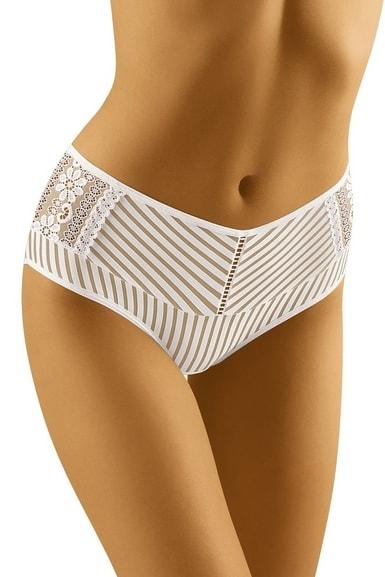 Dámské kalhotky Wolbar eco-PA bílé