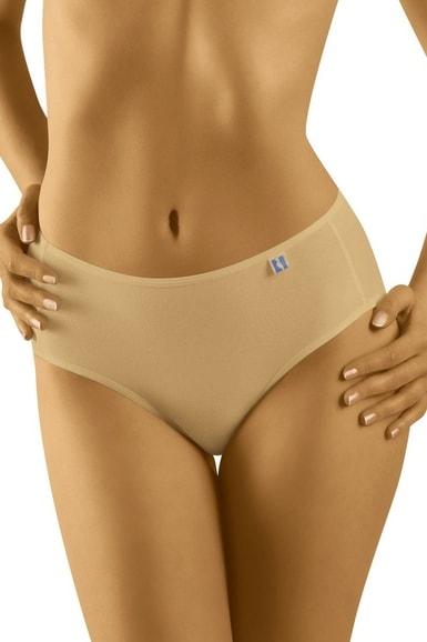 Dámské kalhotky Wolbar TAHOO - Midi plus béžové