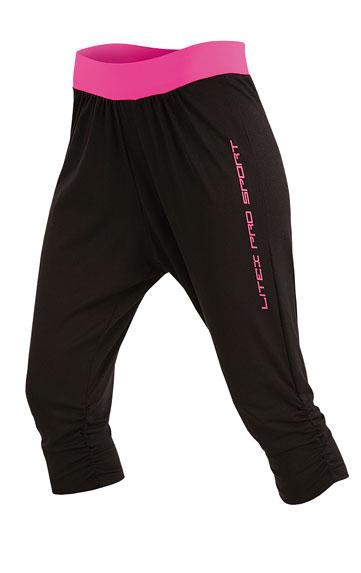 Dámské kalhoty 3/4 s nízkým sedem Litex 87208