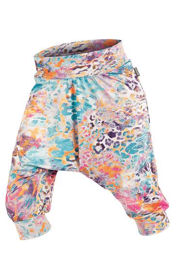 Dámské kalhoty 3/4 s nízkým sedem Litex 87245