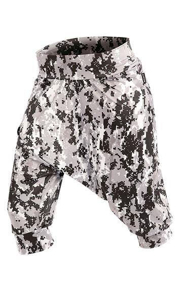 Dámské kalhoty 3/4 s nízkým sedem Litex 87251
