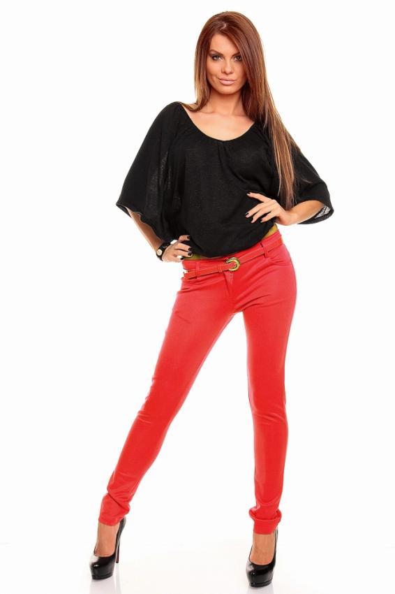 Dámské kalhoty Queen o.f. hs-ri15re - výprodej