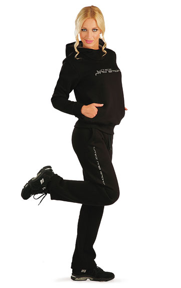 Dámské kalhoty zateplené do pasu Litex 78261 výprodej