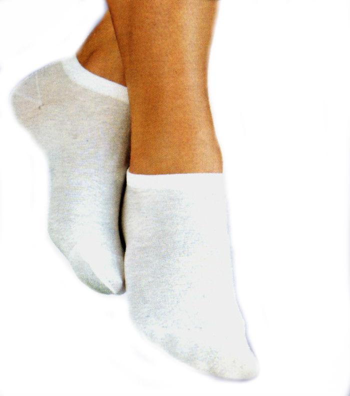 Dámské kotníkové ponožky Evona Nela s bavlnou