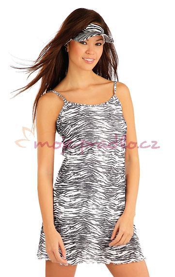 Dámské letní šaty na ramínka Litex 76710