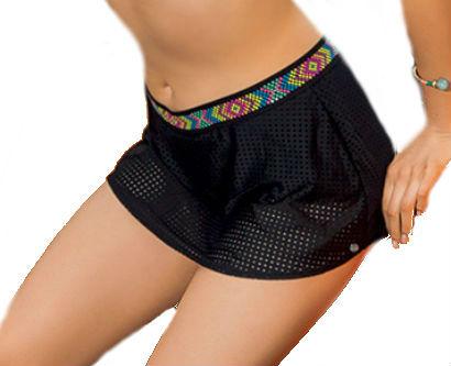 Dámské plavkové šortky se sukní Lisca 49307 Dynamic