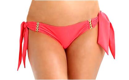 Dámské plavky Calvin Klein KW0KW00064 kalhotky