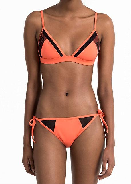 Dámské plavky Calvin Klein KW0KW00227