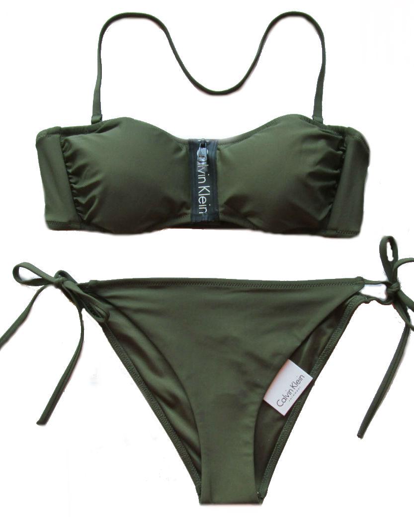 Dámské plavky Calvin Klein KW0KW00233