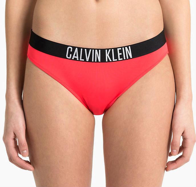 Dámské plavky Calvin Klein KW0KW00239 kalhotky