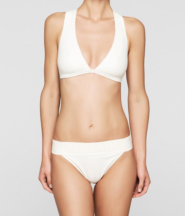 Dámské plavky Calvin Klein W0KW00139