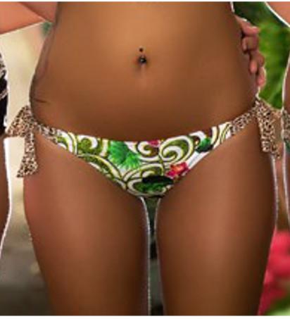 Dámské plavky Fantasy RIANA K17 - kalhotky
