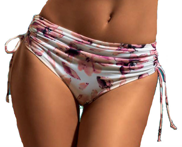 Dámské plavky Lormar FLORAL SLIP ALTO ARRICCIO - kalhotky